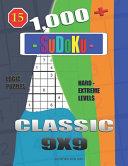 1 000   Sudoku Classic 9x9