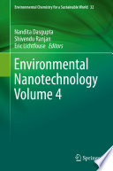 Environmental Nanotechnology Volume 4