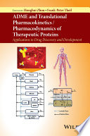 ADME and Translational Pharmacokinetics   Pharmacodynamics of Therapeutic Proteins Book