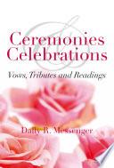 Ceremonies Celebrations