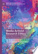 Media Activist Research Ethics