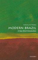 Modern Brazil  a Very Short Introduction