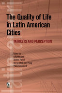The Quality of Life in Latin American Cities Pdf/ePub eBook