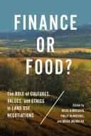 Finance or Food? [Pdf/ePub] eBook