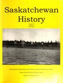 Saskatchewan History