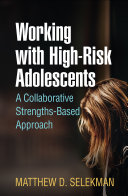 Working with High Risk Adolescents