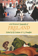 An Historical Geography of Ireland Book