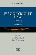 Pdf EU Copyright Law Telecharger