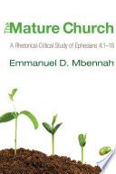 The Mature Church