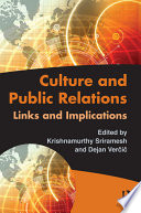 Culture and Public Relations  : Links and Implications