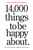 14,000 Things to Be Happy About. Pdf/ePub eBook