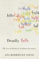 Pdf Idle Talk, Deadly Talk Telecharger