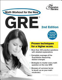 Math Workout for the New GRE
