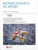 Biomechanics in Sport  Performance Enhancement and Injury Prevention Book