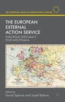 The European External Action Service Pdf/ePub eBook