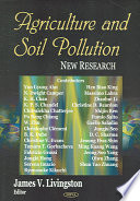 Agriculture and Soil Pollution