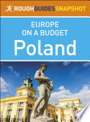Poland  Rough Guides Snapshot Europe on a Budget
