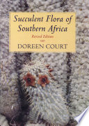 Succulent Flora of Southern Africa Book