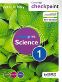 Books - Checkpoint Science Students Book 1 | ISBN 9781444126037