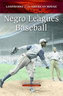 Negro Leagues Baseball ebook