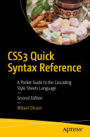 CSS3 Quick Syntax Reference