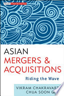 Asian Mergers and Acquisitions