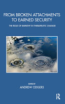 From Broken Attachments to Earned Security Pdf/ePub eBook
