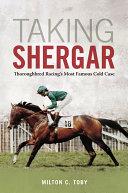Taking Shergar Book