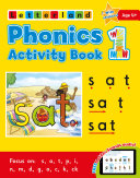 Phonics Activity Book 1