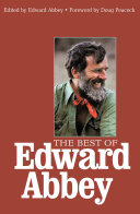 The Best of Edward Abbey Book