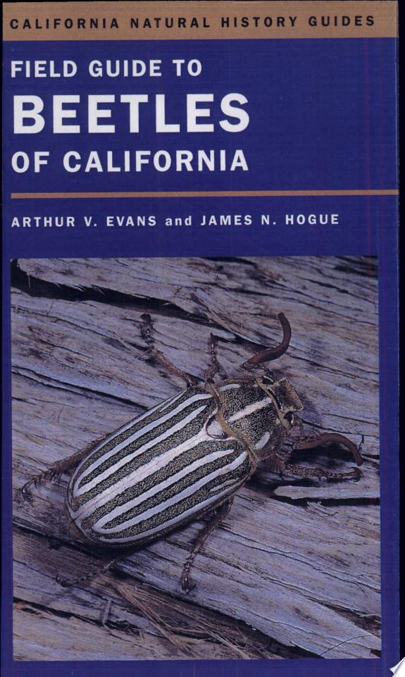 Field Guide to Beetles of Californi