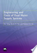 Engineering and Costs of Dual Water Supply Systems Book