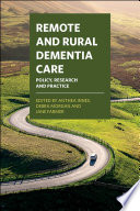 Remote And Rural Dementia Care