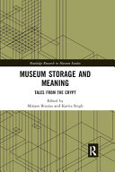 Pdf Museum Storage and Meaning