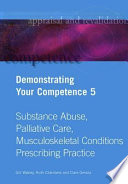 Demonstrating Your Competence