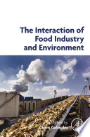 The Interaction of Food Industry and Environment Book