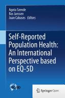 Self-Reported Population Health: An International Perspective based on EQ-5D [Pdf/ePub] eBook