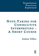 Notetaking for Consecutive Interpreting