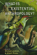 Pdf What Is Existential Anthropology? Telecharger