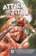 Attack on Titan  Before the Fall 13