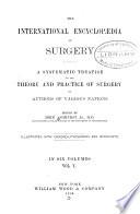 The International Encyclopaedia of Surgery
