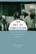 Pdf The Art of Confession Telecharger