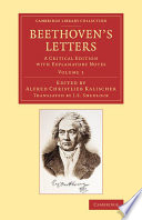 Beethoven s Letters