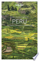 Lonely Planet Best of Peru