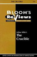 Arthur Miller S The Crucible Book