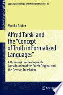 Alfred Tarski and the