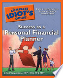 The Complete Idiot's Guide to Success as a Personal Financial Planner