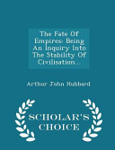 The Fate of Empires