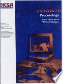 CyberRisk '96 Proceedings