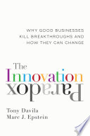 The Innovation Paradox Book PDF